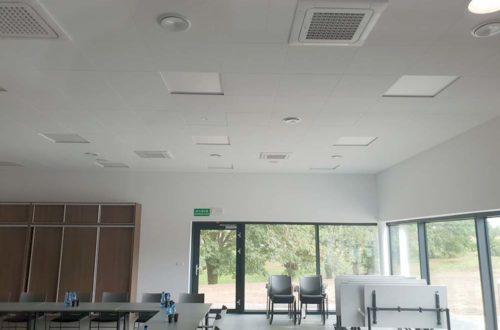 Wykonanie Instalacji Klimatyzacji VRV Samsung w Remizie OSP w Rokietnicy